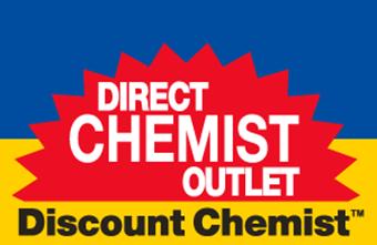 direct chemist outlet logo