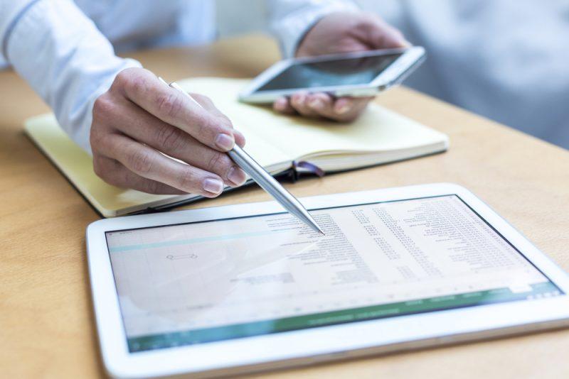 Using spreadsheets to manage lease portfolio