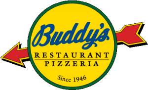 Buddys Pizza logo